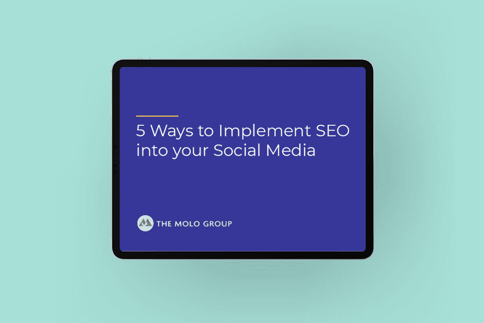5 Practices to Implement into your Social Media Marketing to Improve SEO