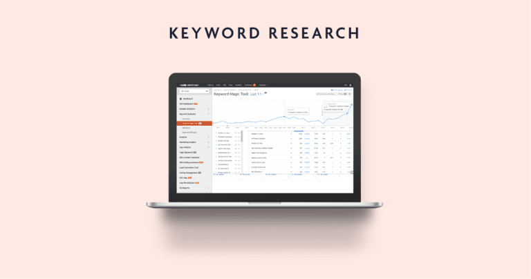 Influential Keyword Research